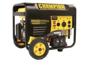 Champion Wireless Remote Inverter Generator