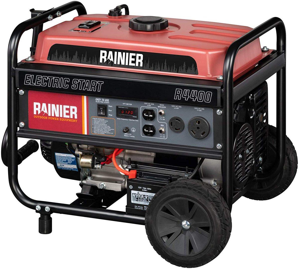Champion Standby Generator 100174
